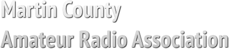 Martin County Amateur Radio Association