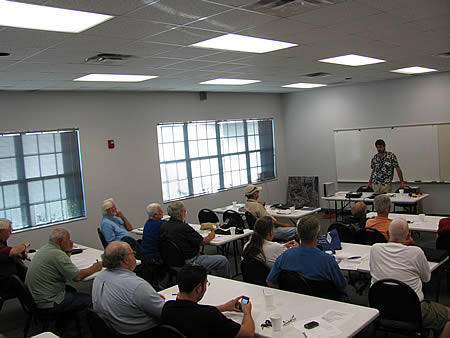 Ham Radio Club Meeting