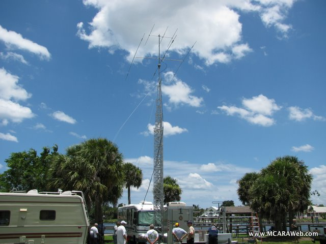 MCARA MCARES Amateur Radio Field Day