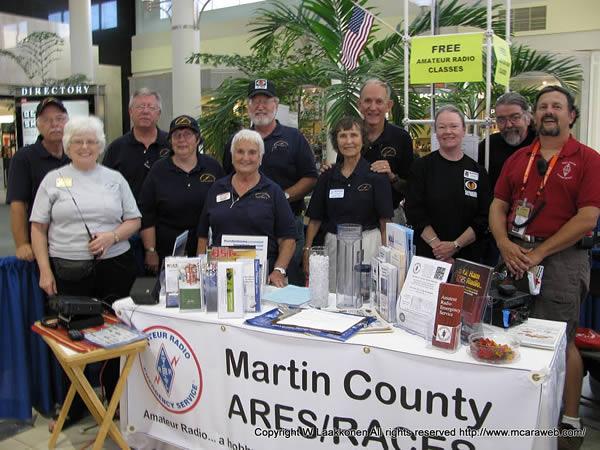 Martin County Amateur Radio Association Inc - ARRL Fall